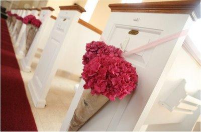 Church Wedding Decorations Pictures on Church Wedding Pews Decoration
